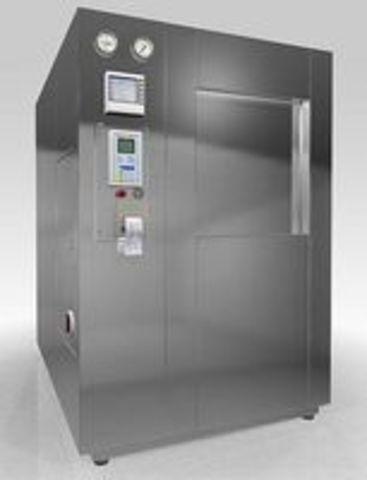 Стерилизатор паровой с автоматическим управлением PHS-600 непроходной со встроенным парогенератором - фото