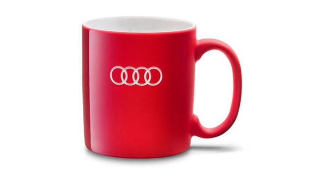 Кружка Audi Porcelain Mug