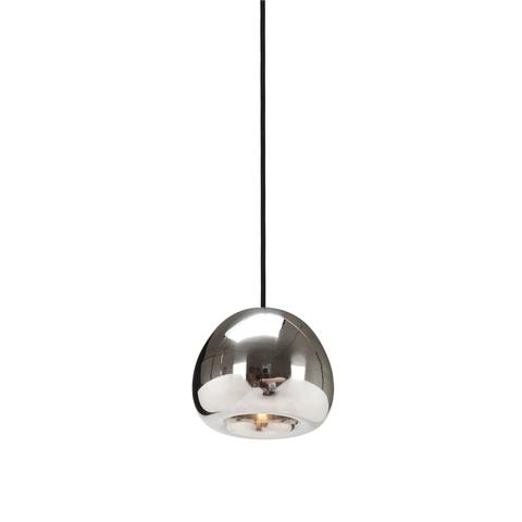 Подвесной светильник копия Void by Tom Dixon D15 (серебряный)