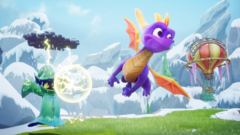 Spyro Reignited Trilogy (Xbox One/Series X, английская версия)