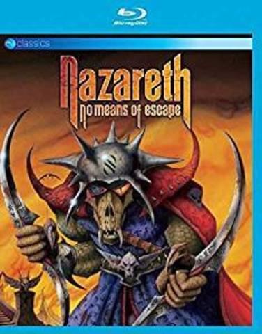 NAZARETH: No Means Of Escape