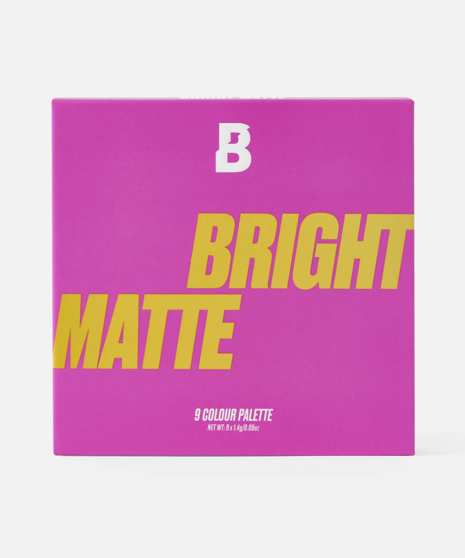 Beauty Bay EYN Bright Matte 9 Colour Palette
