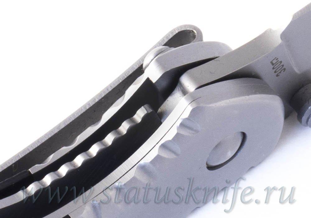 Нож Buck Knives 0300BKS GLACIER - фотография