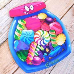 Пазл детский Карамельки ToySib 01030