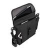 Сумка Victorinox Altmont 3.0 Flapover Bag, черная, 27x6x32 см, 5 л