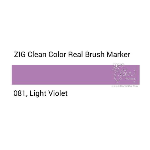 Маркер акварельный ZIG Clean Color Real Brush- штучно - 081