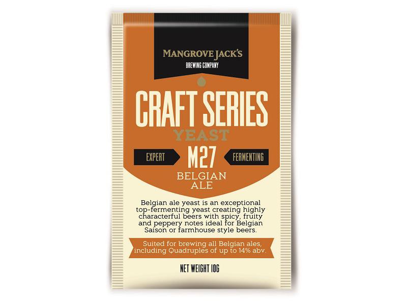 Дрожжи пивные Дрожжи Mangrove Jack's Belgian Ale Yeast M27 932_G_1429277143491.jpg