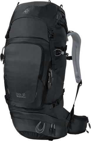 Картинка рюкзак туристический Jack Wolfskin Orbit 36 Pack phantom - 1