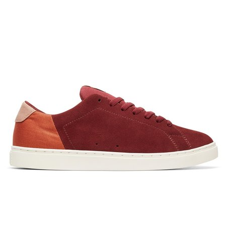 Кеды DC Shoes REPRIEVE M SHOE BT3 BURGUNDY/TAN