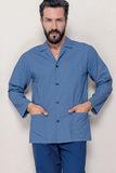 Мужская пижама из легкого хлопка B&B