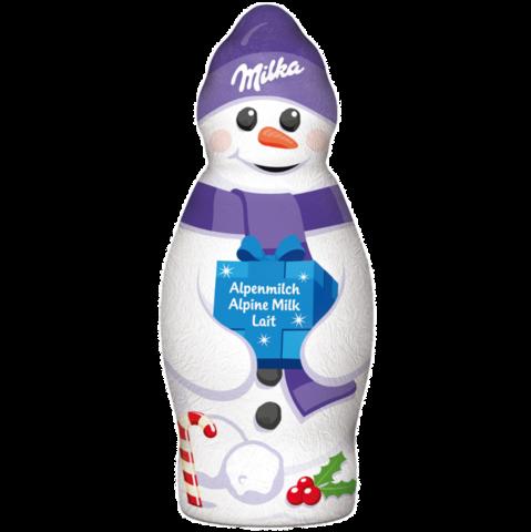 Milka Snowman Milk 50 гр