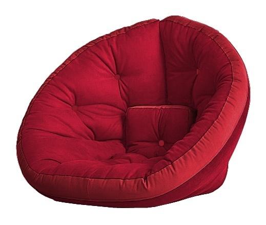 Универсальные кресла Кресло Farla Lounge Красное red_red_red.jpg