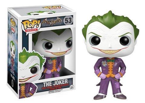 Фигурка Funko POP! Vinyl: DC: Arkham Asylum: Joker 4339