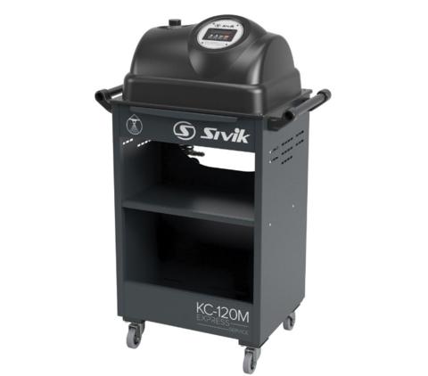 Установка для диагностики и промывки топливных систем Carbon Cleaner КС-120, SIVIK (Италия)