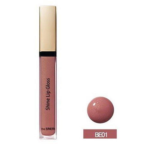 Блеск для губ Eco Soul Shine Lip Gloss BE01 Skin Nude 3,4гр
