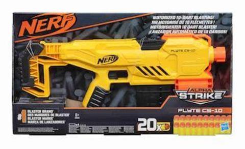 Nerf Бластер Alpha Strike Flyte