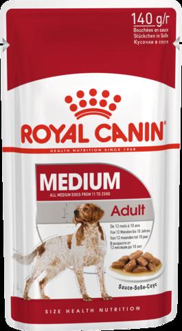 Royal Canin MEDIUM ADULT для собак средних пород