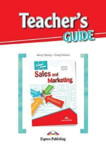 Sales & Marketing (Esp). Teacher's Guide. Книга для учителя