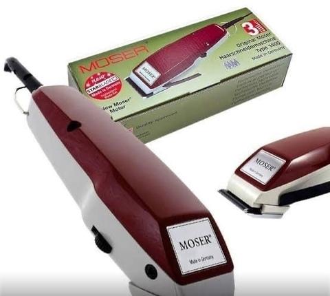 Профессиональная немецкая машинка для стрижки волос Moser Type
