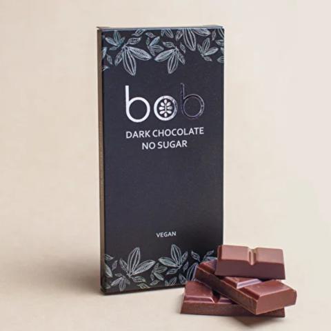 Bob Шоколад низкоуглеводный темный