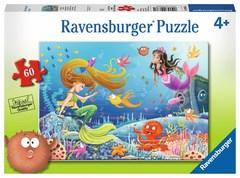 Puzzle Mermaid Tales 60 pcs