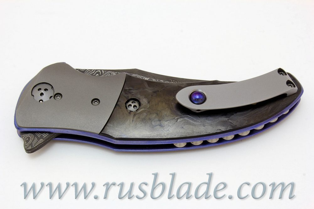 Allen Elishewitz Custom Silver Fox Flipper - фотография