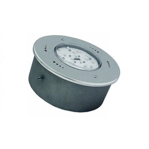 Светильник встраиваемый светодиодный D250, 54Вт/12В, RGB свечение, нержавеющая сталь AISI-304, пленка XENOZONE