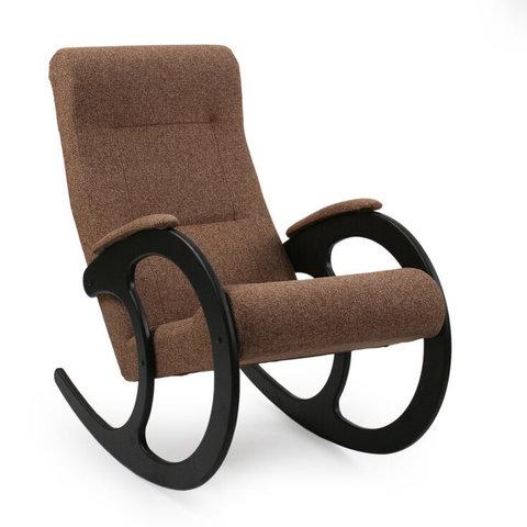 Кресло-качалка Комфорт Модель 3 венге/Malta 17