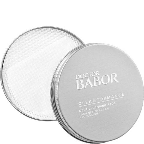 Doctor Babor Диски для глубокого очищения кожи CLEANFORMANCE Deep Cleansing Pads