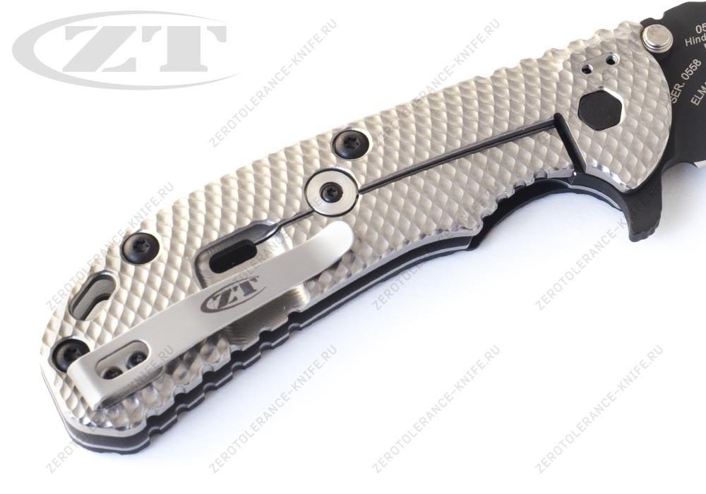 Нож Zero Tolerance 0560BLK Hinderer - фотография