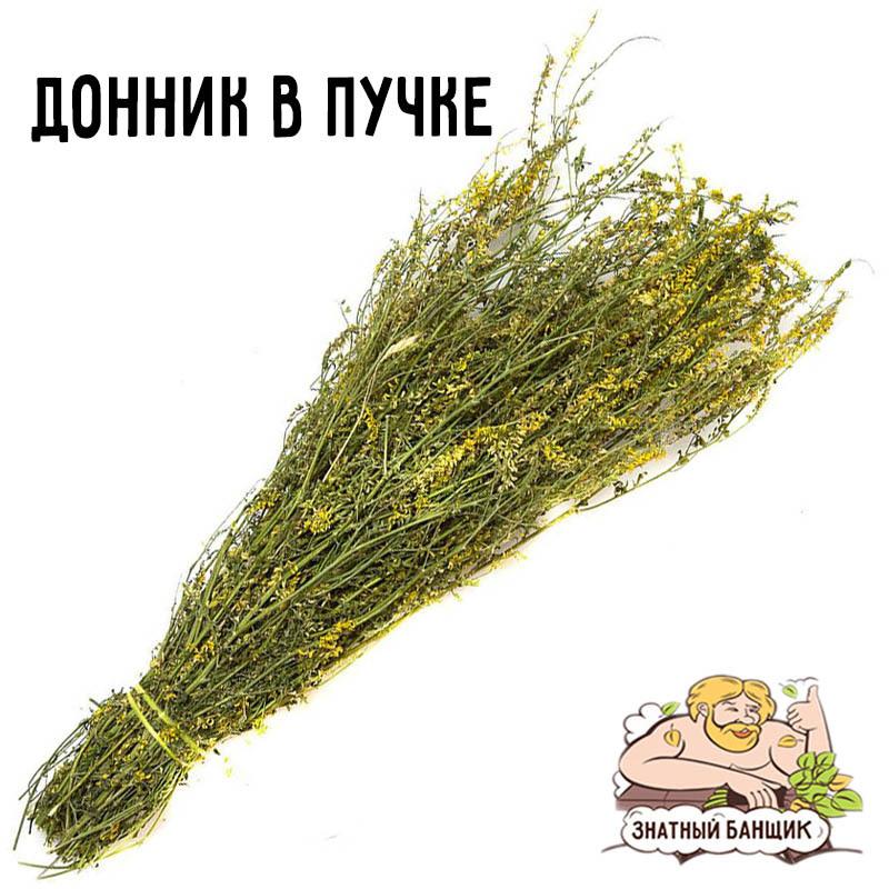Травяной веник: Донник