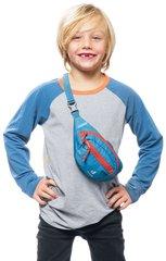 Сумка поясная детская Deuter Junior Belt violet