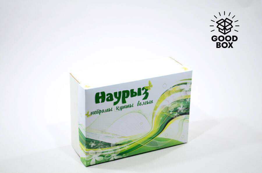 Крутые подарочные коробки на Наурыз купить в Казахстане