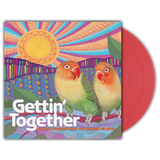 Сборник / Getting' Together - Groovy Sounds Of The Summer Of Love (Coloured Vinyl)(LP)