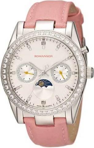Наручные часы Romanson RL4210QLW(WH)PINK