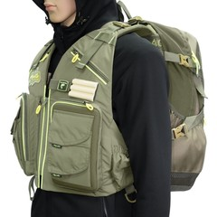 Комплект Aquatic РЖ-01 (рюкзак+жилет)