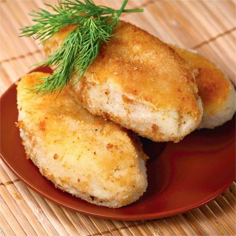 Зразы картофельные с грибами 1 кг