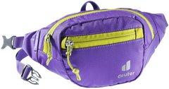 Сумка поясная детская Deuter Junior Belt violet - 2