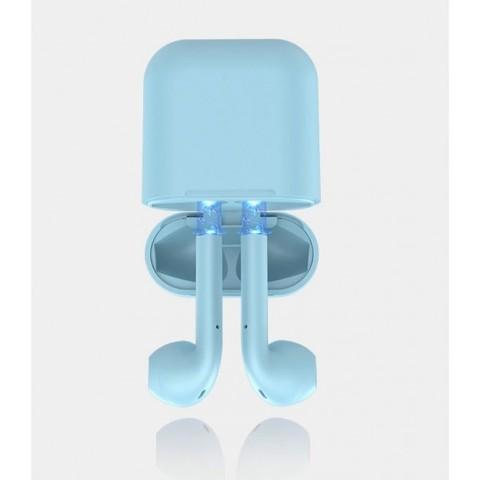 Беспроводные наушники InPods 12 голубые