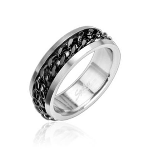 Кольцо, Сталь, SPIKES R8011