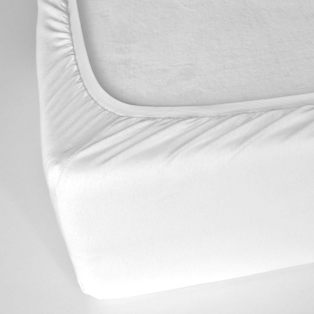 PREMIUM - Простыня на резинке 90х200