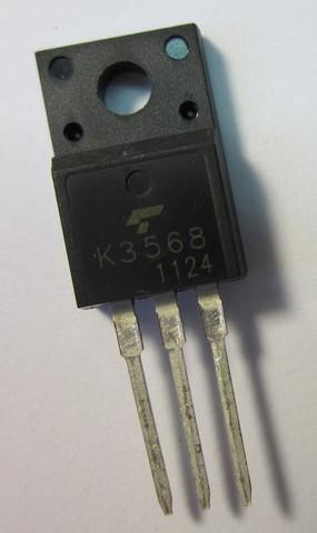 2SK3568 T0220F