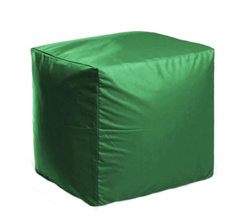 Квадратный пуфик Зеленый