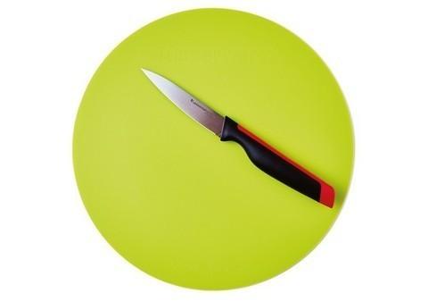 Разделочная доска гибкая в салатовом цвете