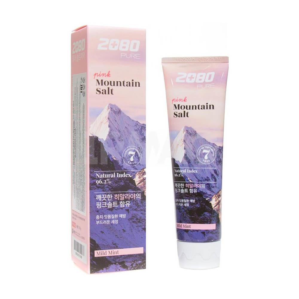 Зубная паста 2080 Розовая Гималайская соль