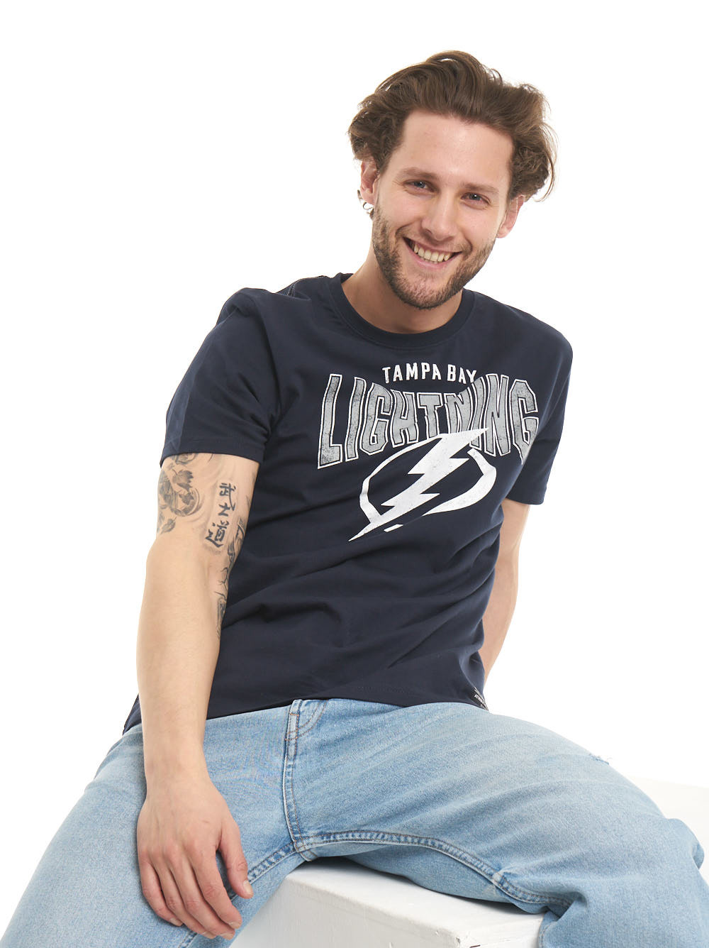 Футболка NHL Tampa Bay Lightning № 86