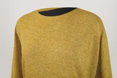 Блузка Bemar 0092 горчица