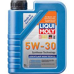 39005 LiquiMoly НС-синт. мот.масло Leichtlauf High Tech LL 5W-30 CF/SL A3/B4 (1л)