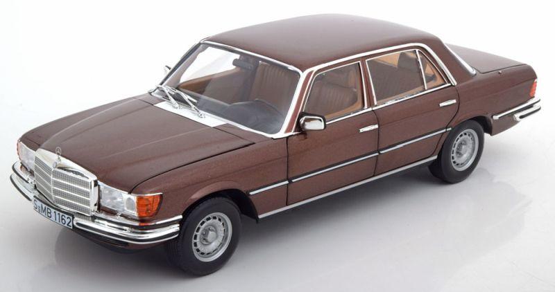 Коллекционная модель Mercedes-Benz 450 SEL 6.9 (W116) 1976-1980 Brown