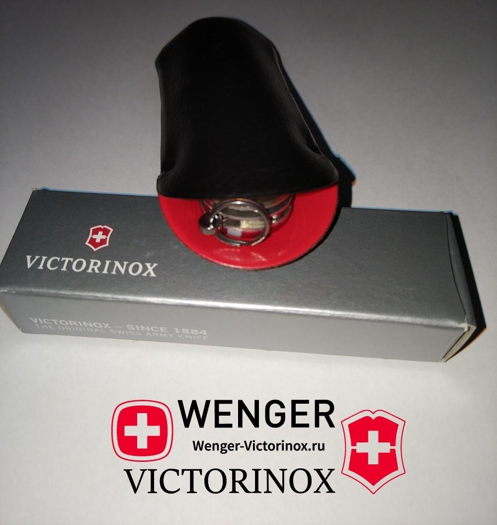 Чехол Victorinox из искусственной кожи для ножа 91 мм, толщиной 2-3 уровня (4.0436) - Wenger-Victorinox.ru